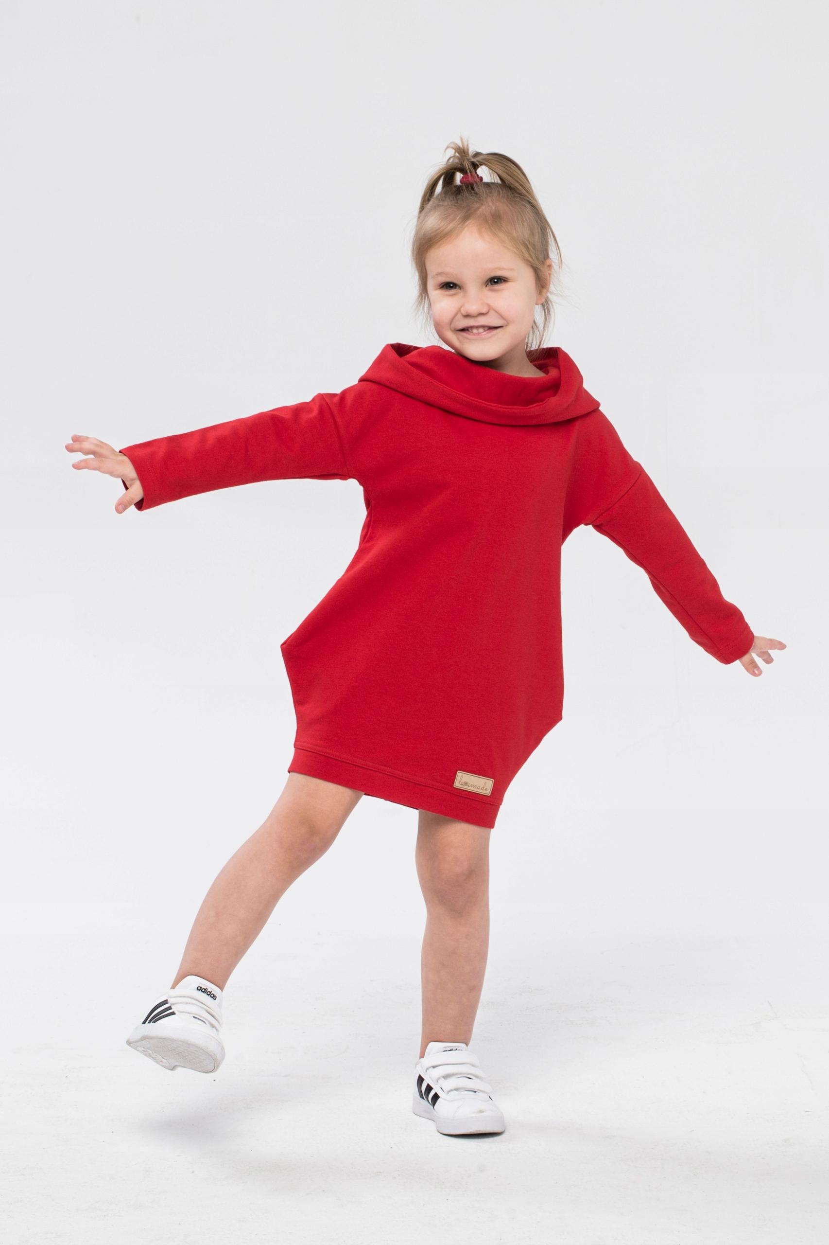Lovemade tunika potu oblek s kapucňou pre dievčatá