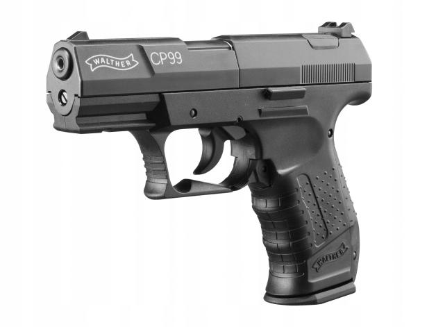 Windbreaker Pištole WALTHER CP99 4,5 mm DIABOLO