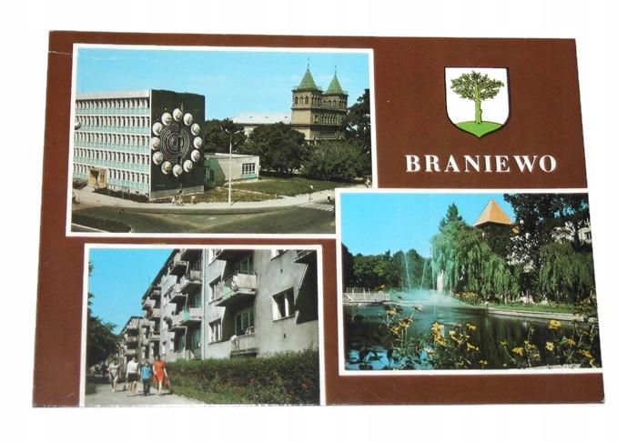 Braniewo fragment mesta