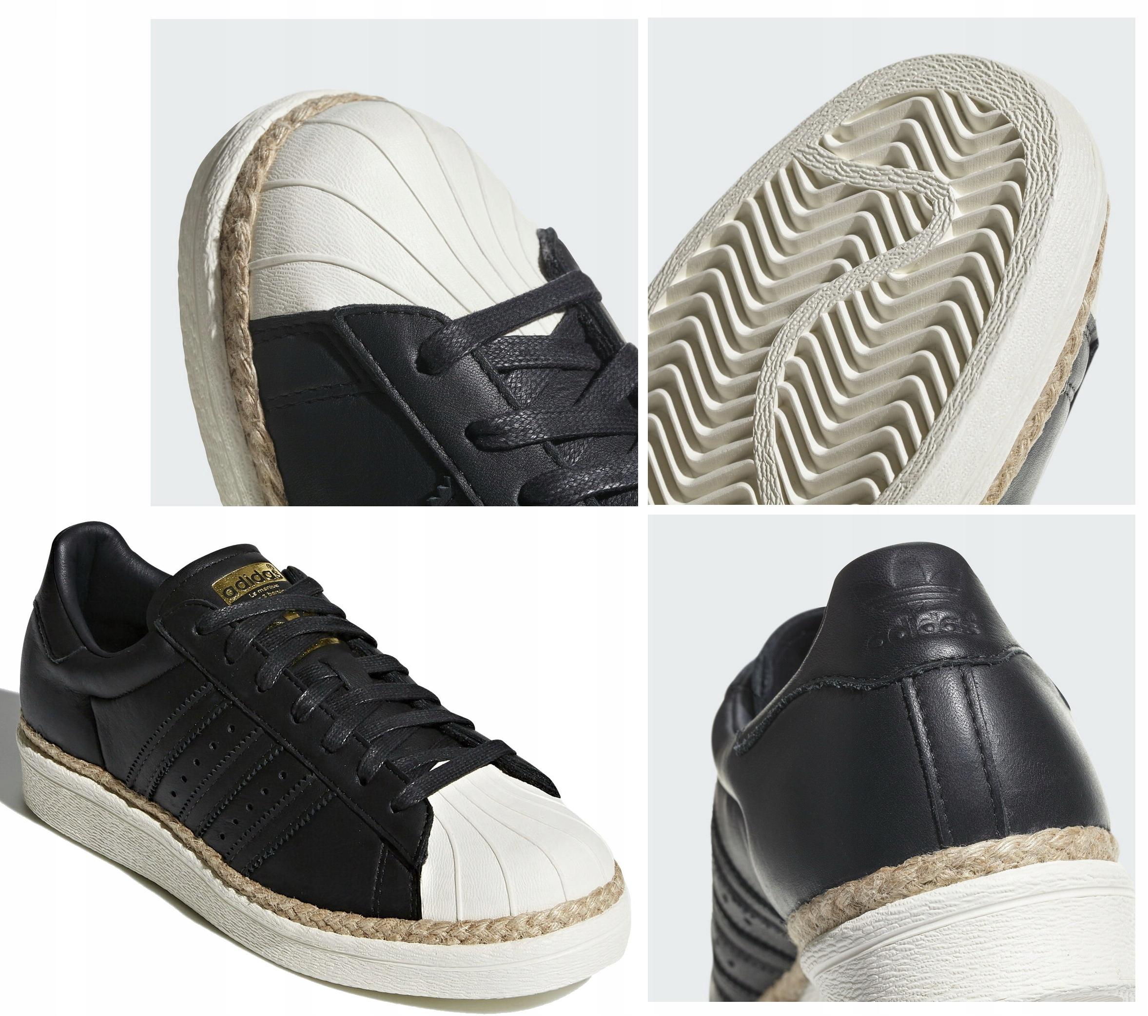 Buty adidas SUPERSTAR 80s na Allegro kupuj taniej online