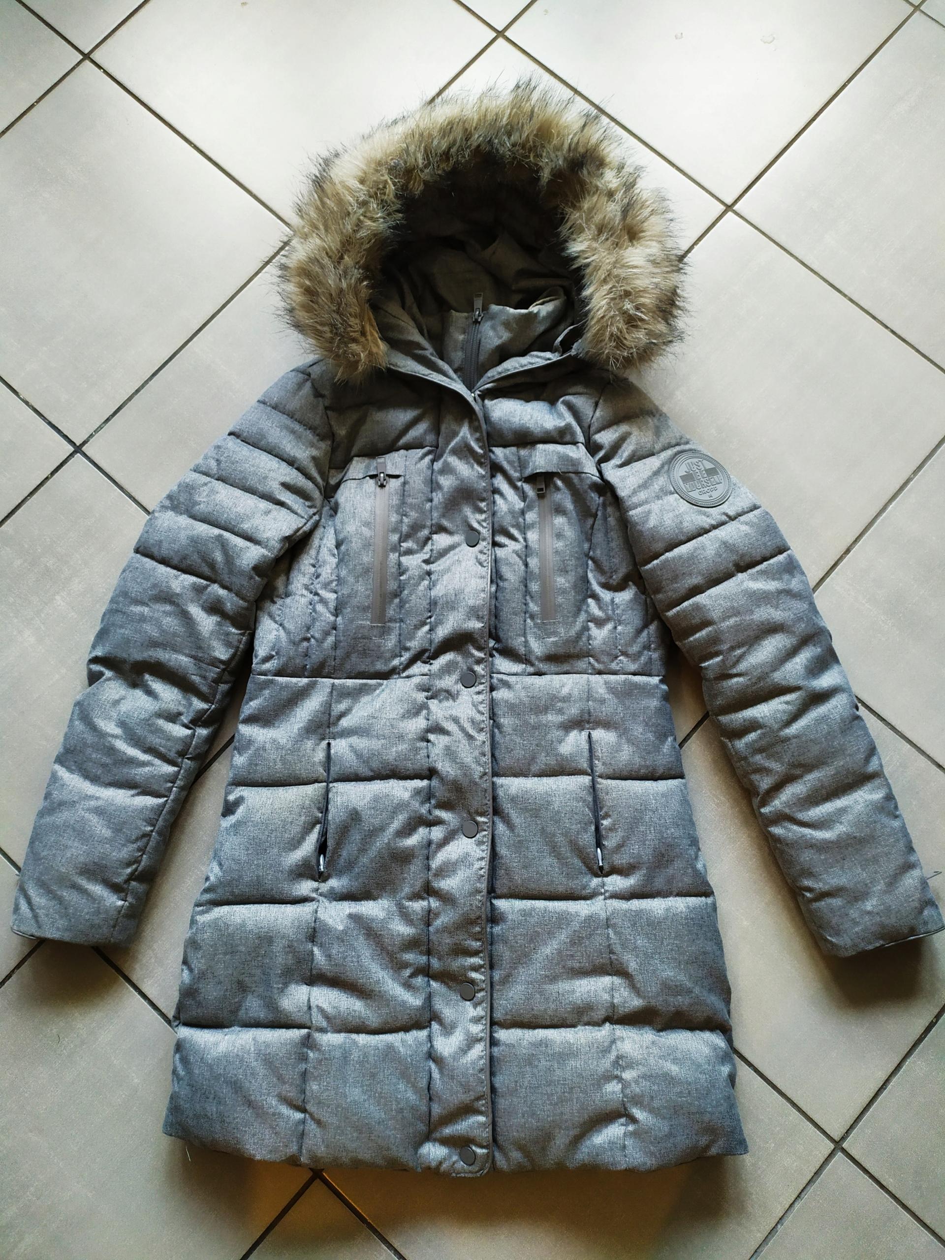 croop kurtka płaszczyk damska