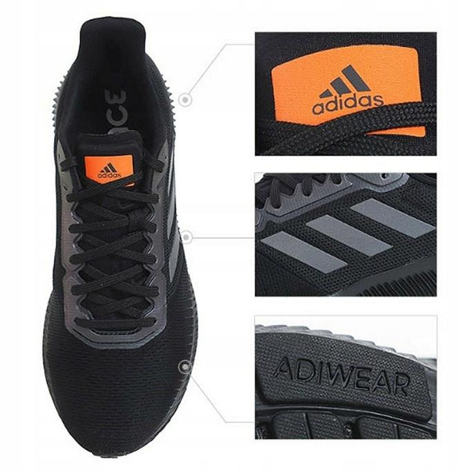 Buty do biegania adidas SOLAR RIDE EF1421 r.44
