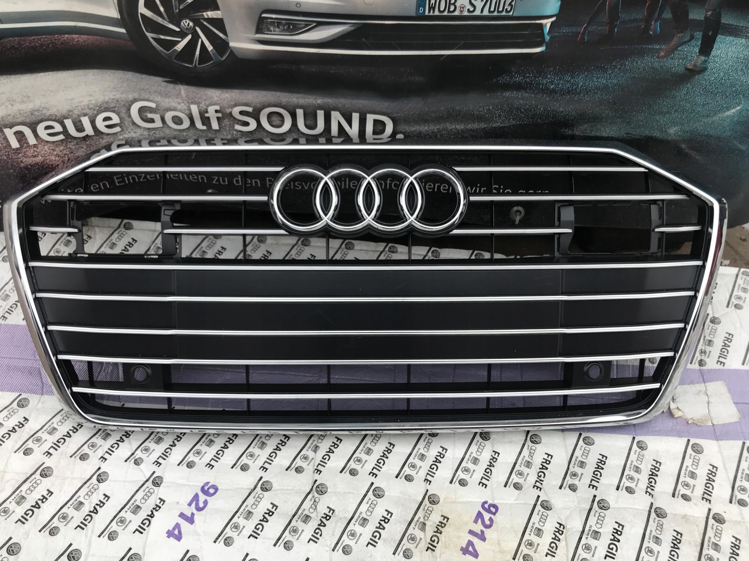 Audi A6 C8 4k0 18 20 Grill Atrapa 4k0853651 Nowa Rudzica Allegro Pl