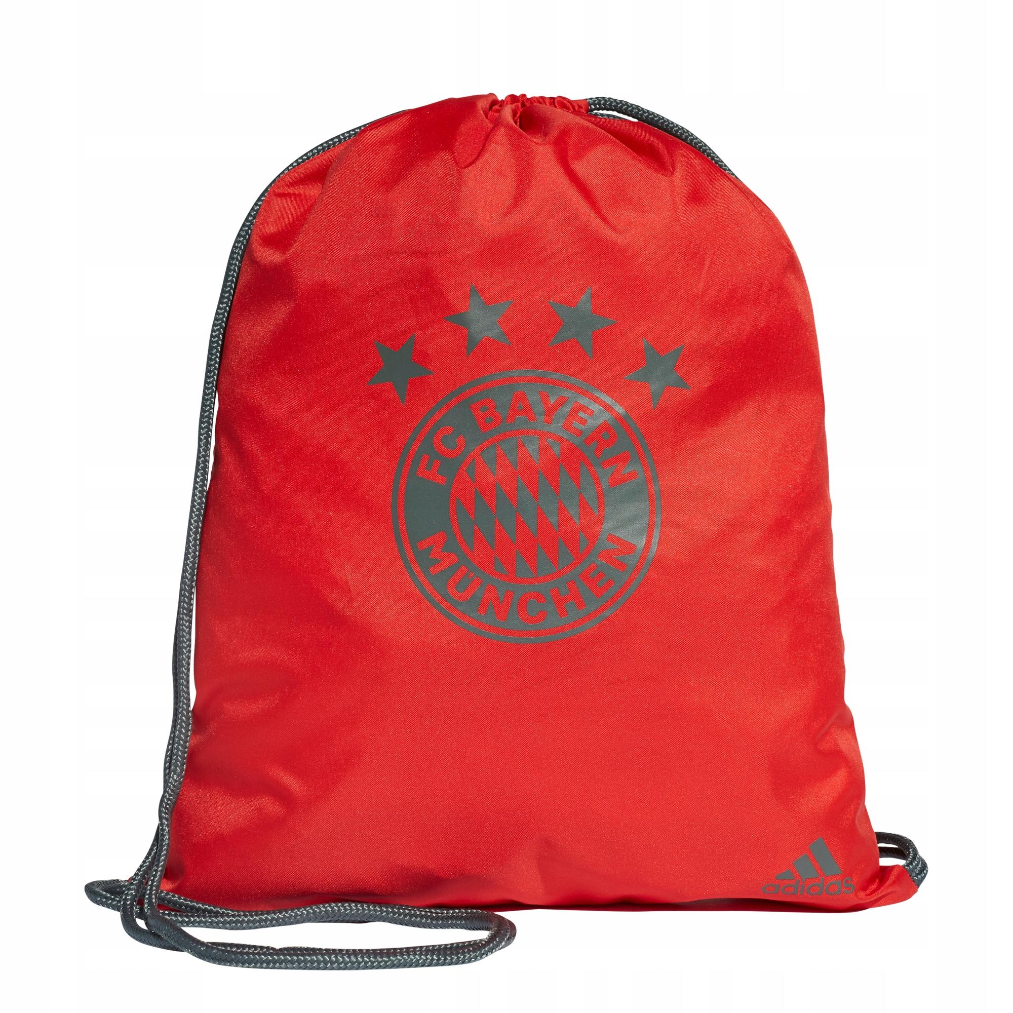 plecak worek adidas, ADIDAS PERFORMANCE FC BAYERN MÜNCHEN
