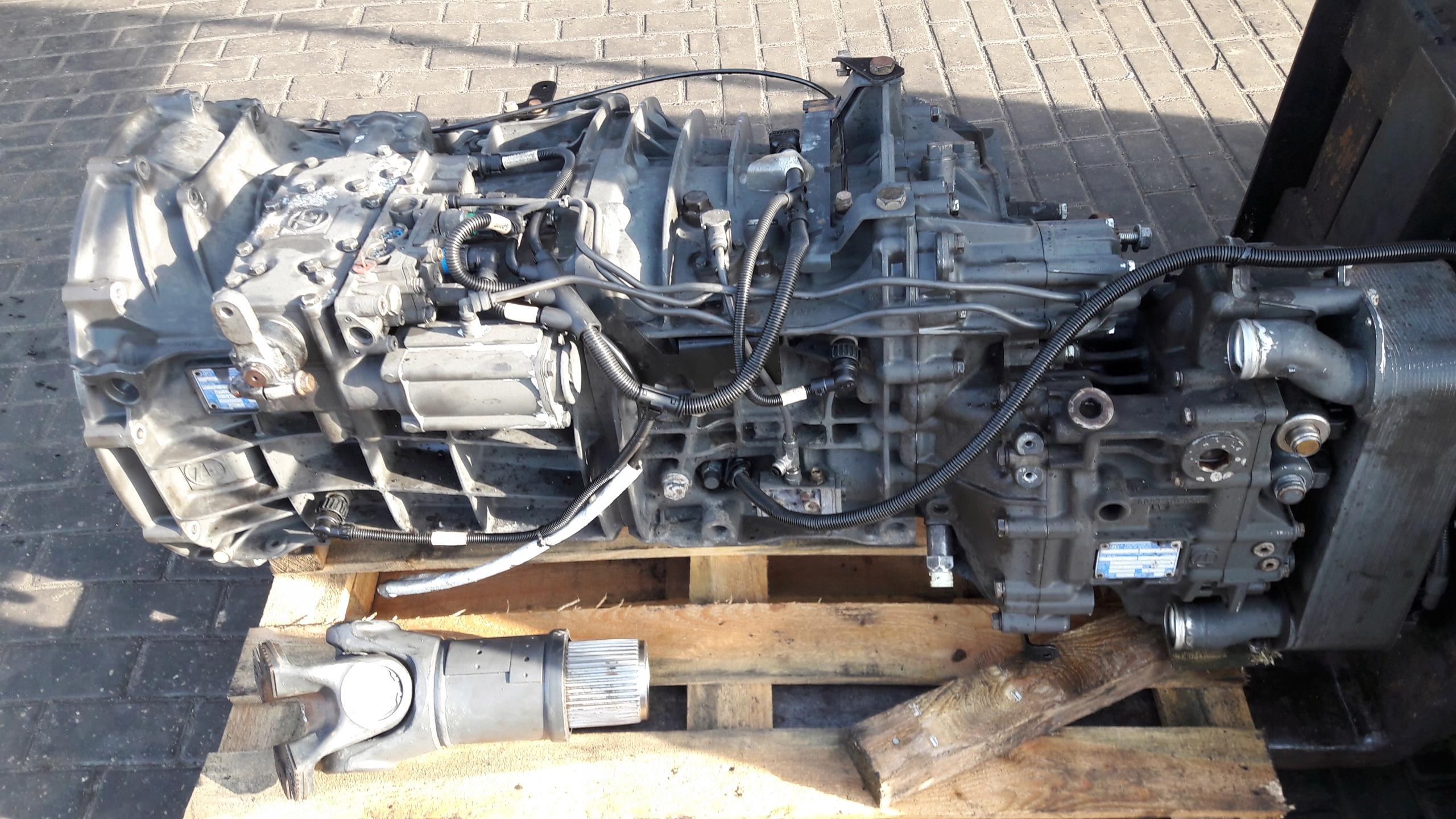 Коробки передач DAF 16S2521