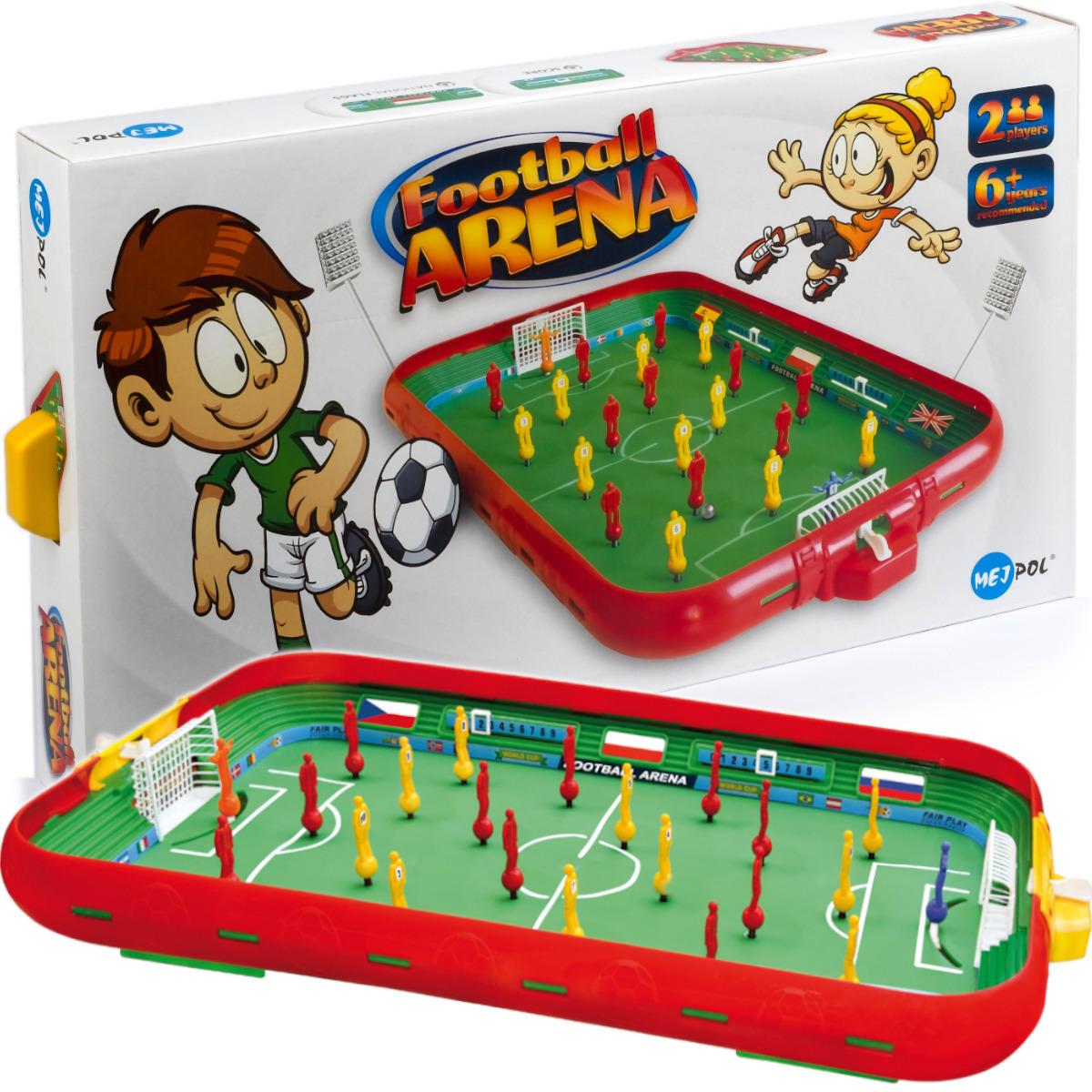 Spring Table Futbal Set XL futbal