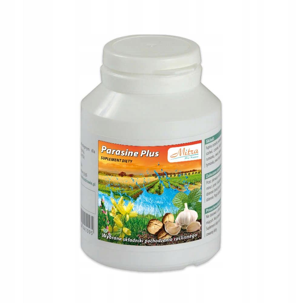 Parasine Plus na pasożyty toksyny 100 kaps GRATIS