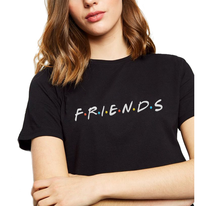 Dziewczyny 2019 t shirty dla kobiet serial przyjaciele