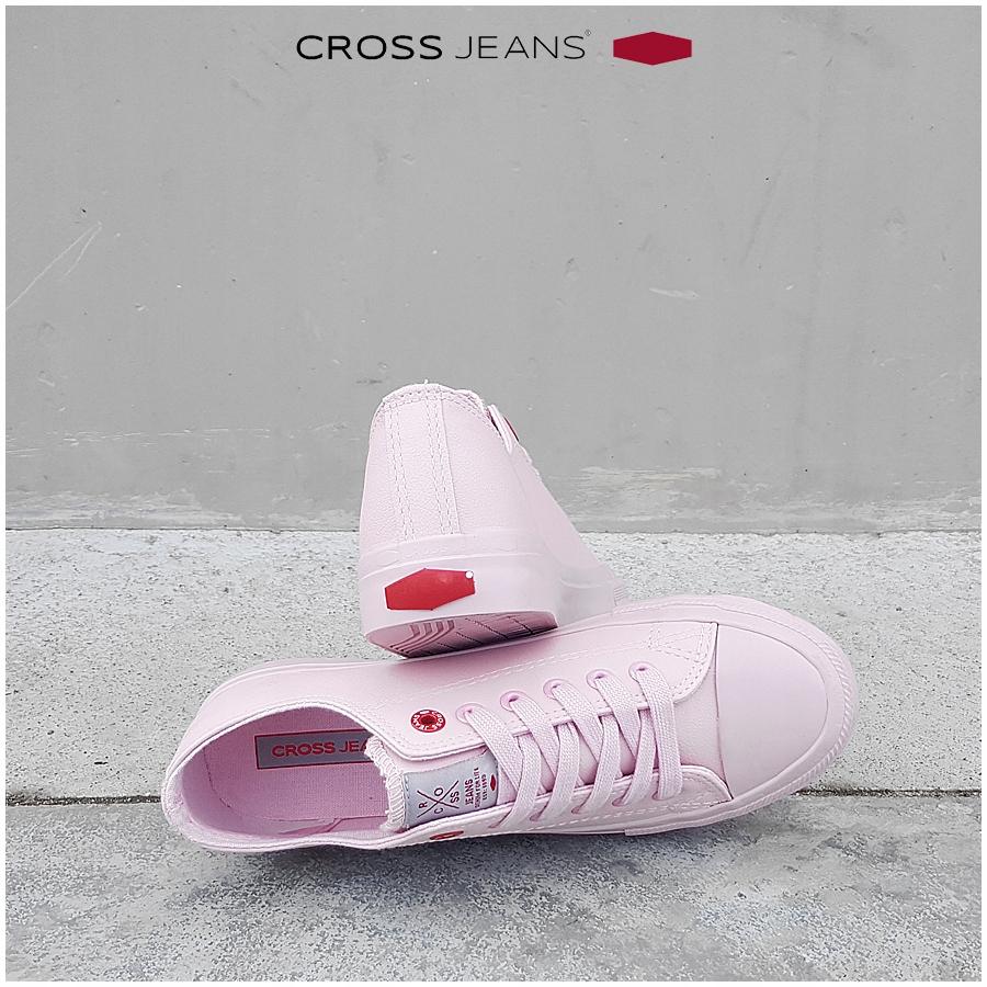 Кроссовки CROSS Джинсы женские розовые DD2R4033 39