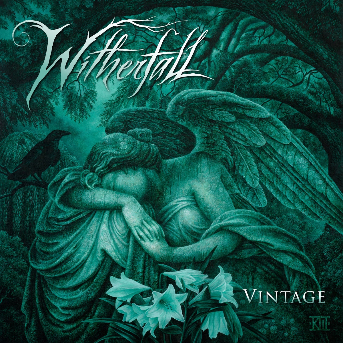 WITHERFALL Vintage CD