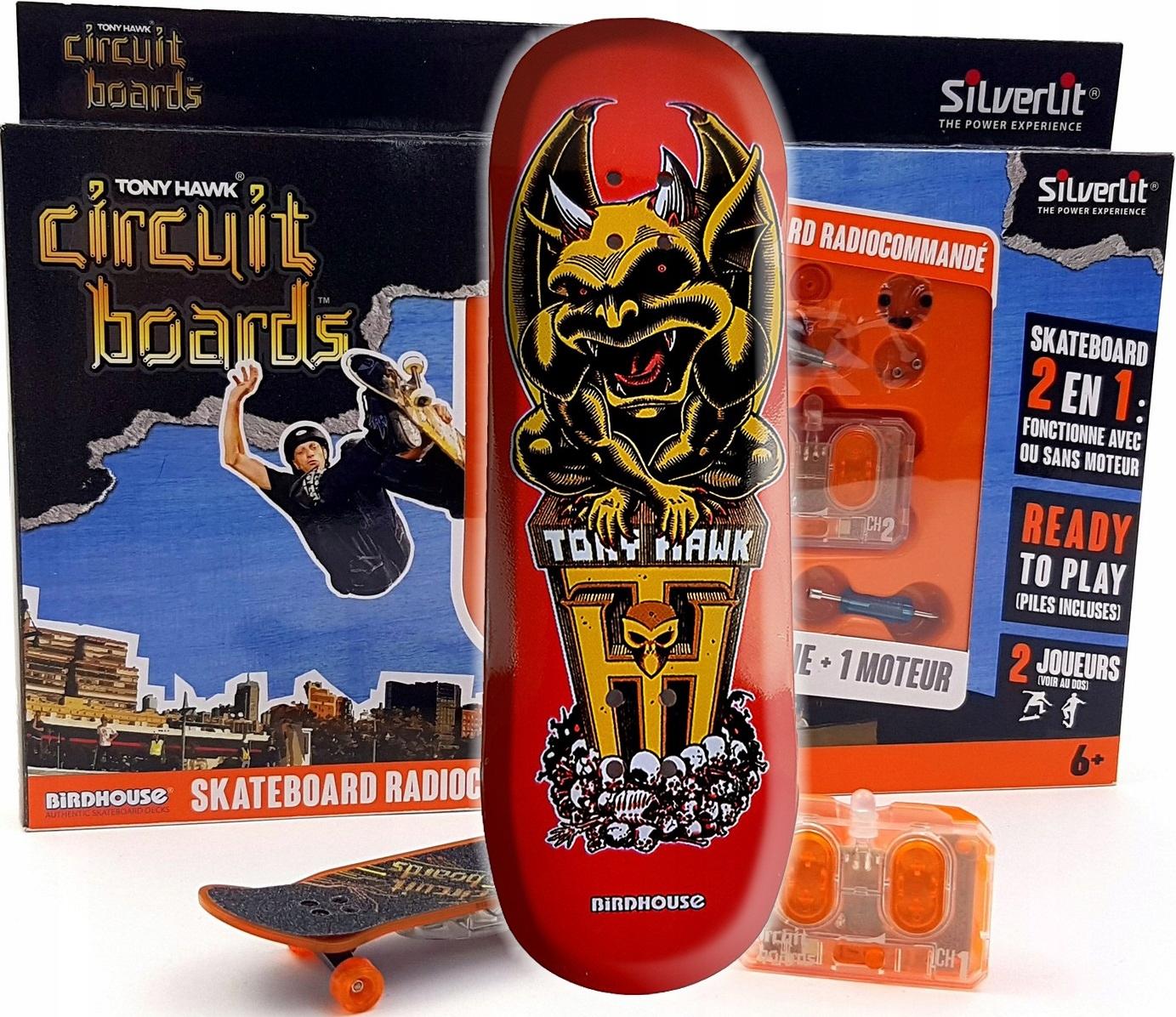 Novinka Skateboard Fingerboard diaľkovo ovládaný