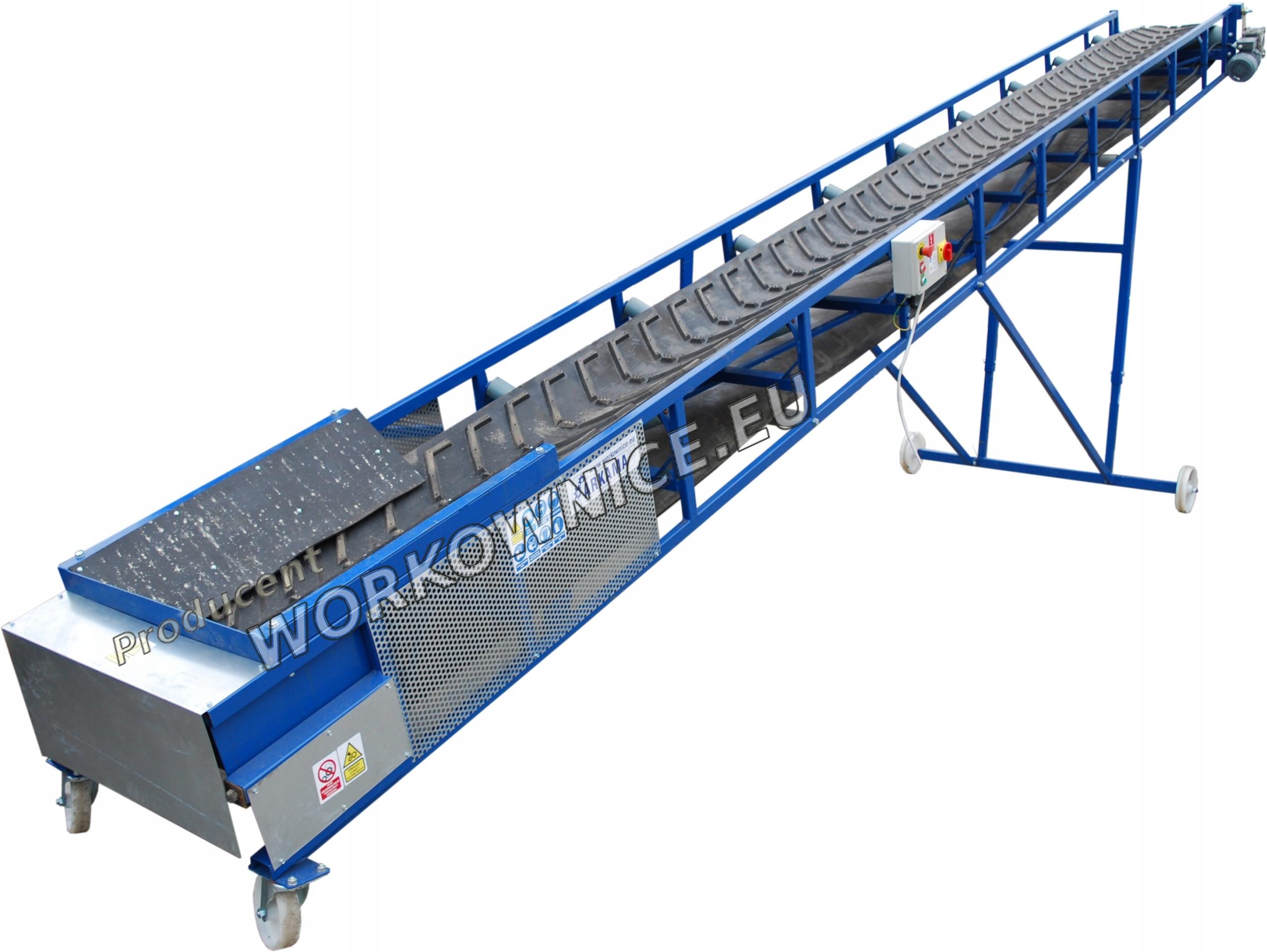 Купить Конвейер питатель ленточный конвейер елочка на Otpravka - цены и фото - доставка из Польши и стран Европы в Украину.