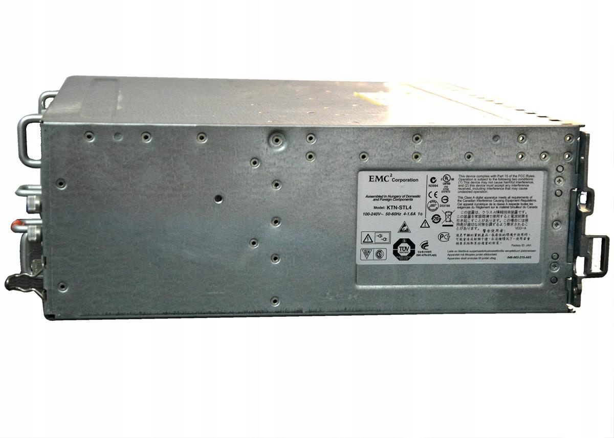 Macierz dyskowa EMC KTN-STL4 15 x FibreChannel Kod producenta 12365