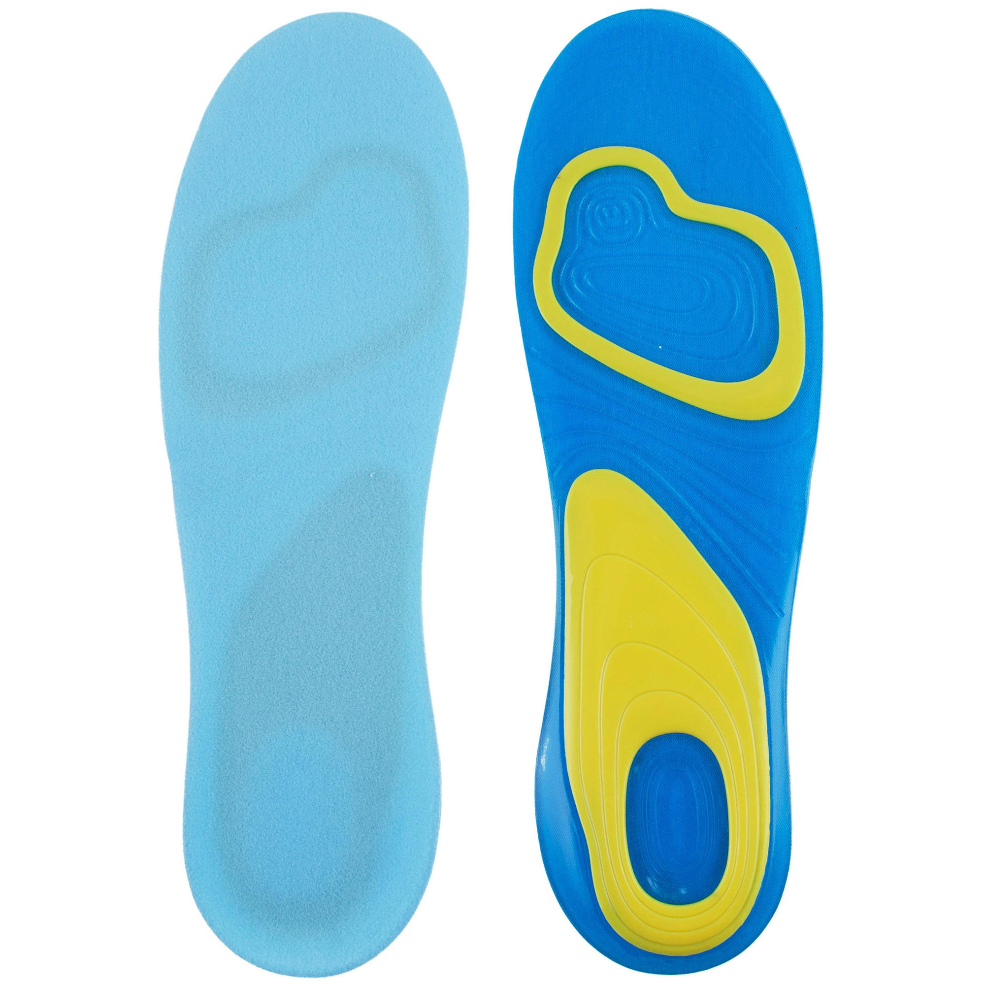 КОМФОРТ Гелевые стельки для обуви силиконовые 42-47