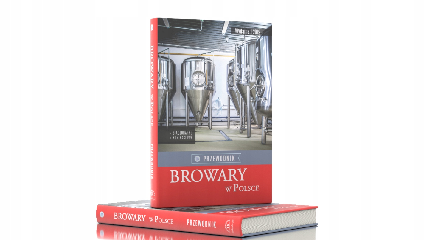 Item Breweries in Poland - travel Guide (Publishing house IX)
