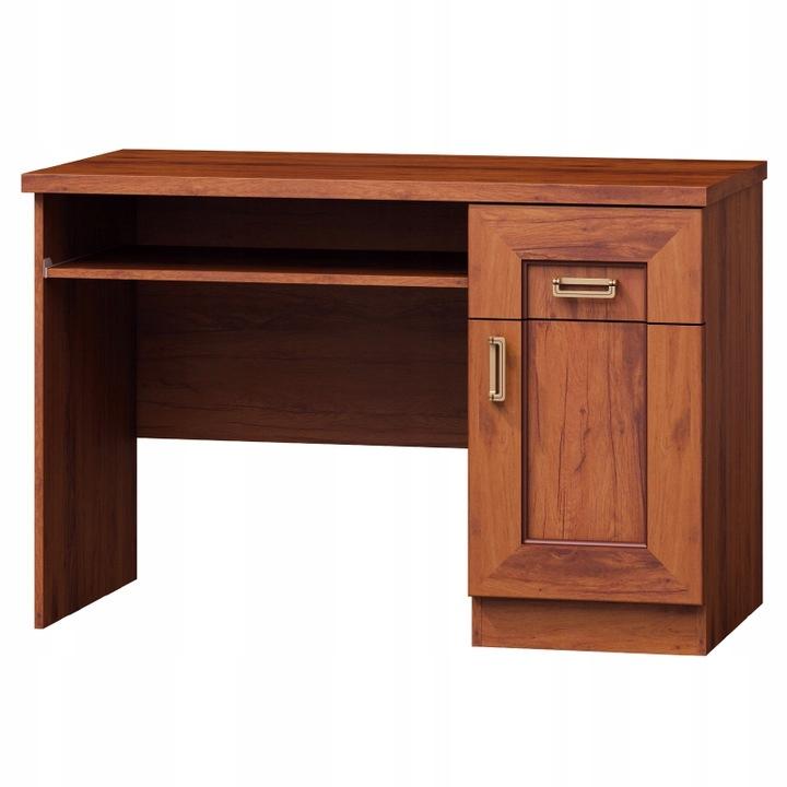 Pevné písací Stôl pre Kabinet dub sekulárnej JAN T19