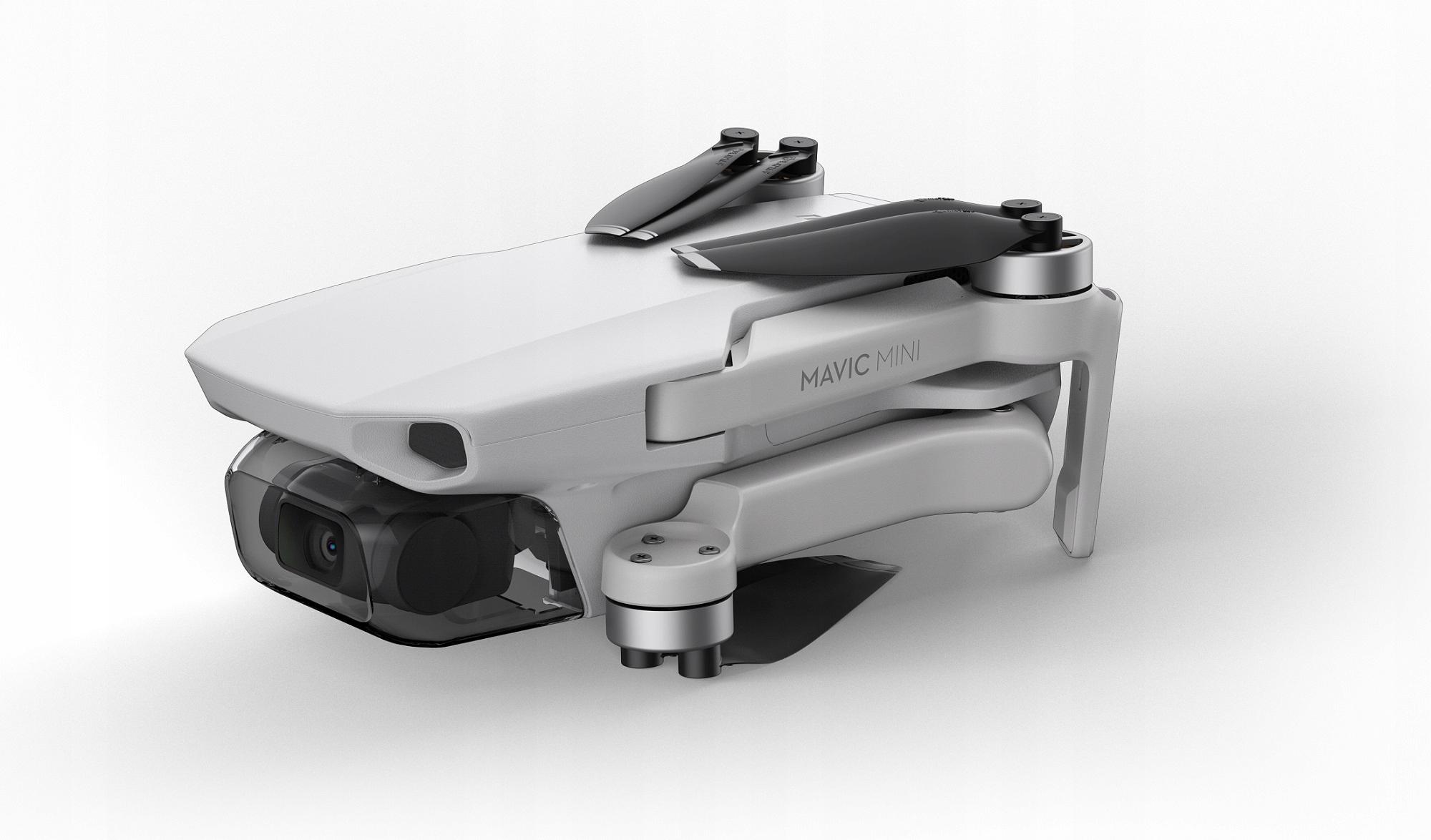dron dji mavic mini zlozony
