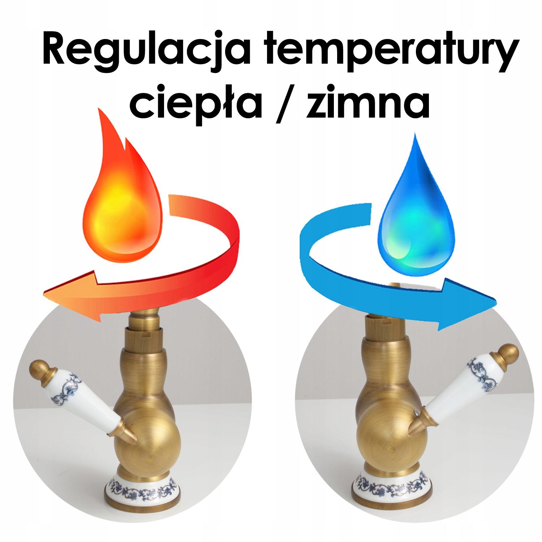RETRO GOLD COUNTERTOP KUCHYNSKÁ BATÉRIA Doplňujúce informácie podokenný faucet