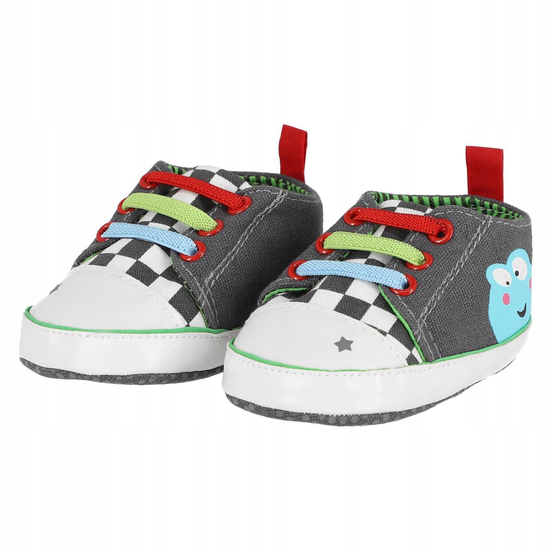 Niemowlęce buciki niechodki sneakersy 12-18m r. 21