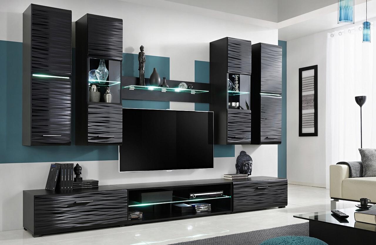 стенки модерн для гостиной фото портала