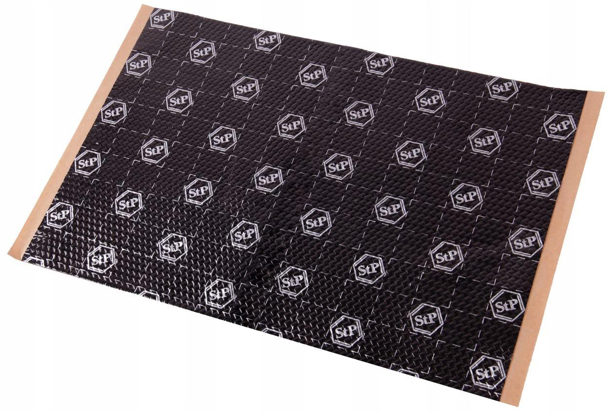 stp silver легкая коврик butylowa демпфирования к двери