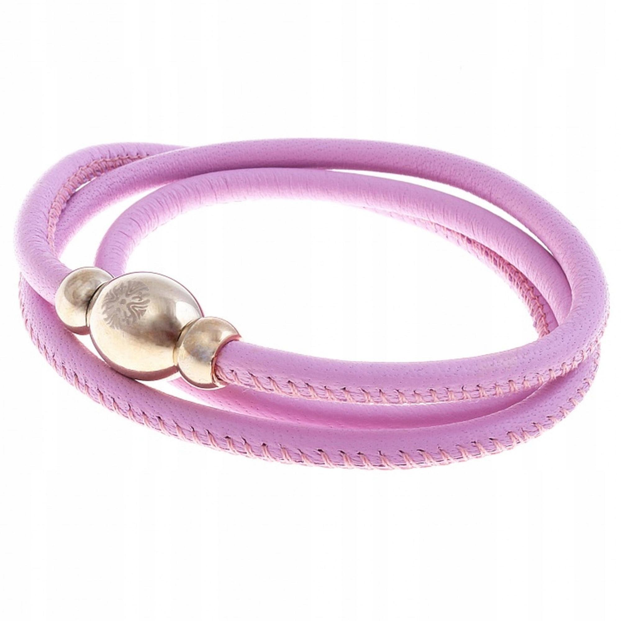 Купить Эксклюзивный браслет женский кожаный в подарок на Otpravka - цены и фото - доставка из Польши и стран Европы в Украину.
