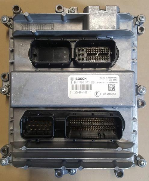Компьютер EDC17 блок управления двигателем MAN Евро-6