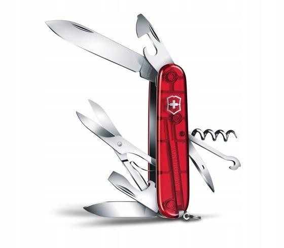 Купить складной нож Victorinox CLIMBER 13703T на Eurozakup - цены и фото - доставка из Польши и стран Европы в Украину.