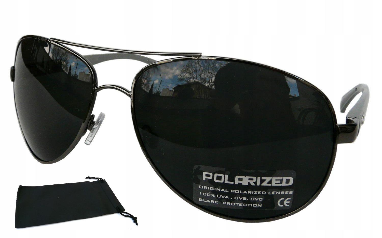 Okulary polaryzacyjne pilotki męskie kup online | eMAG.pl