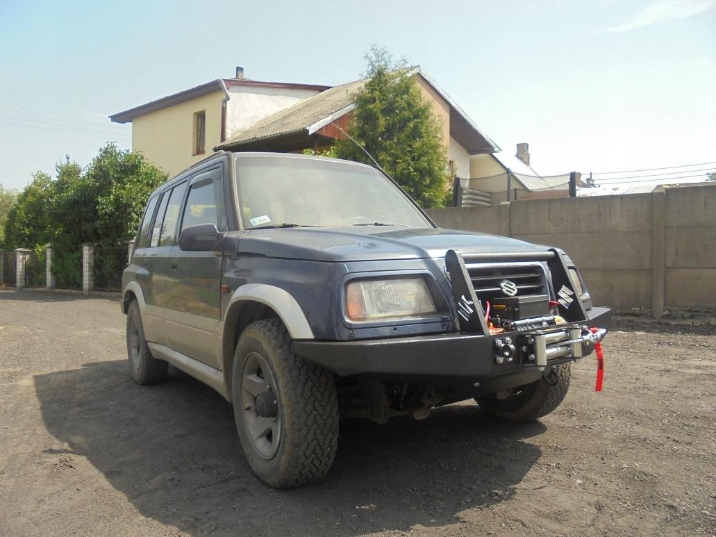 Tst 4x4 Zderzak Off Road Suzuki Vitara 2 0 Long Kuczow Allegro Pl