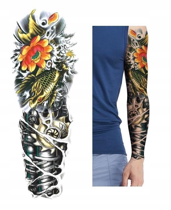 Tatuaz Rekaw Vendoriapl
