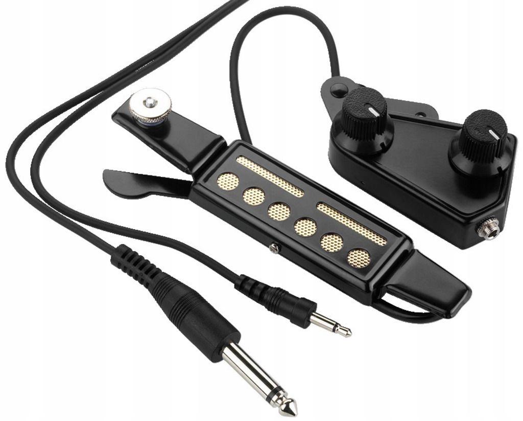 Monacor GM-100 Guitar Apetizer pre zvukový systém