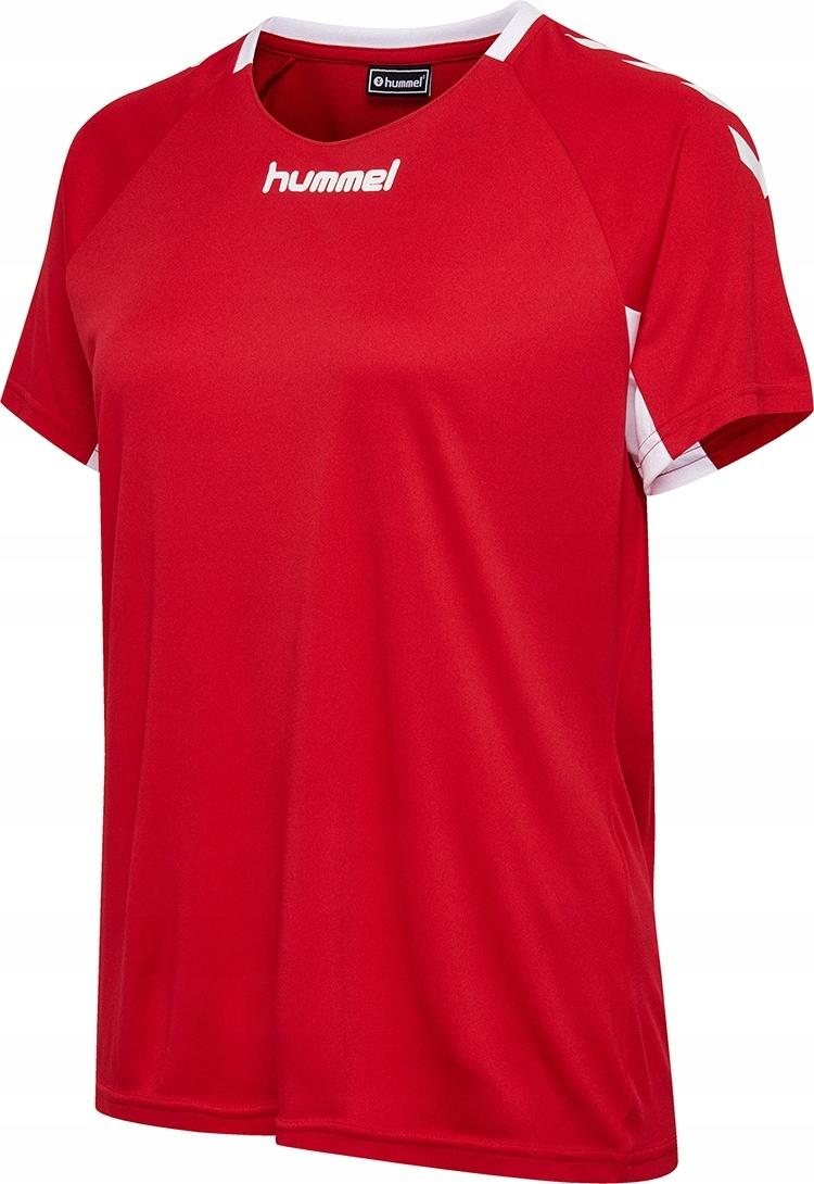 Hummel Core Team Jersey Žena Red-M