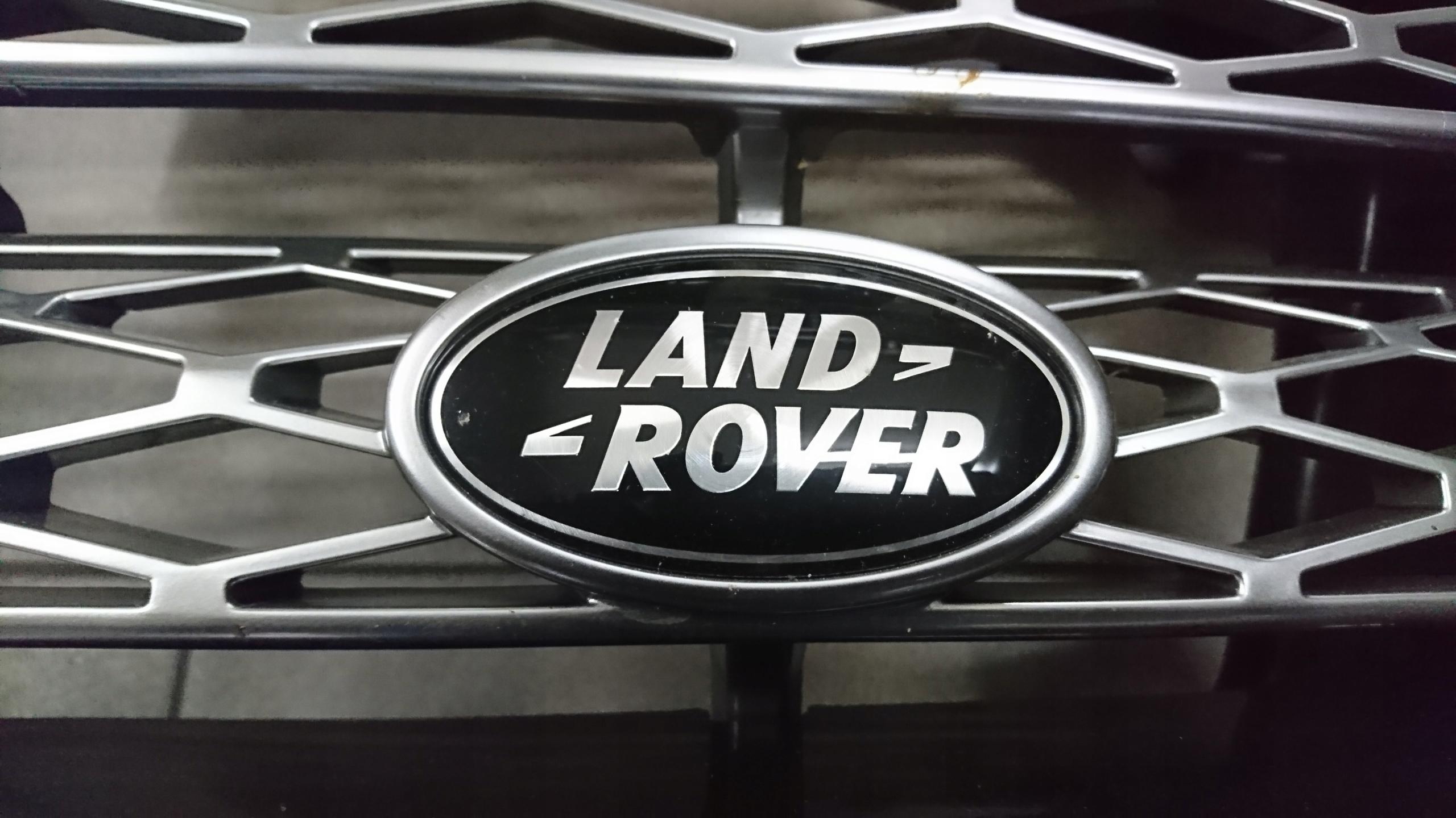 range rover спорт гриль решетка 2013r