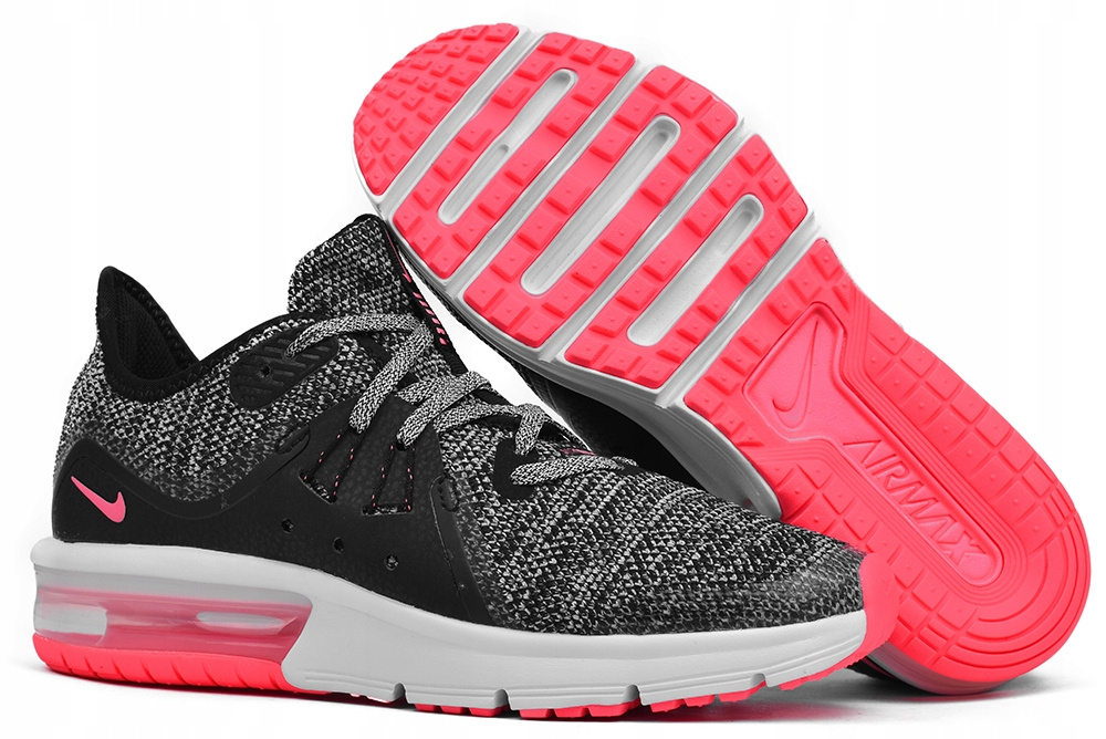 Buty Nike AIR MAX SEQUENT 3 922885 001 r.38 7623301730
