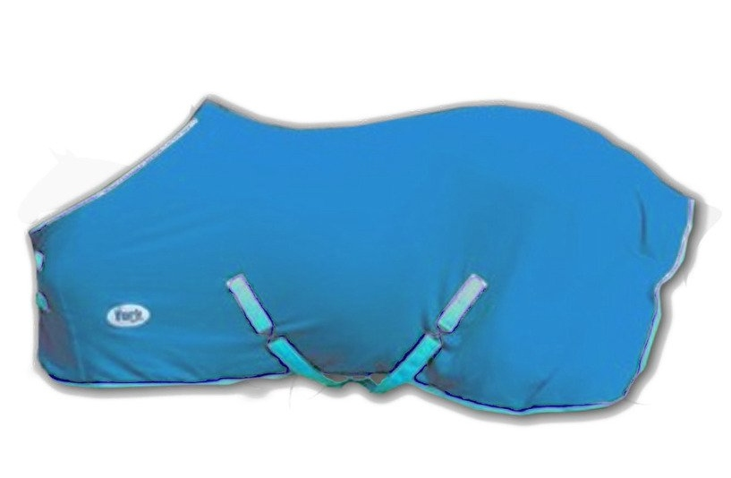 Дерка Ekona сине-бирюзовый с полосами roz 155