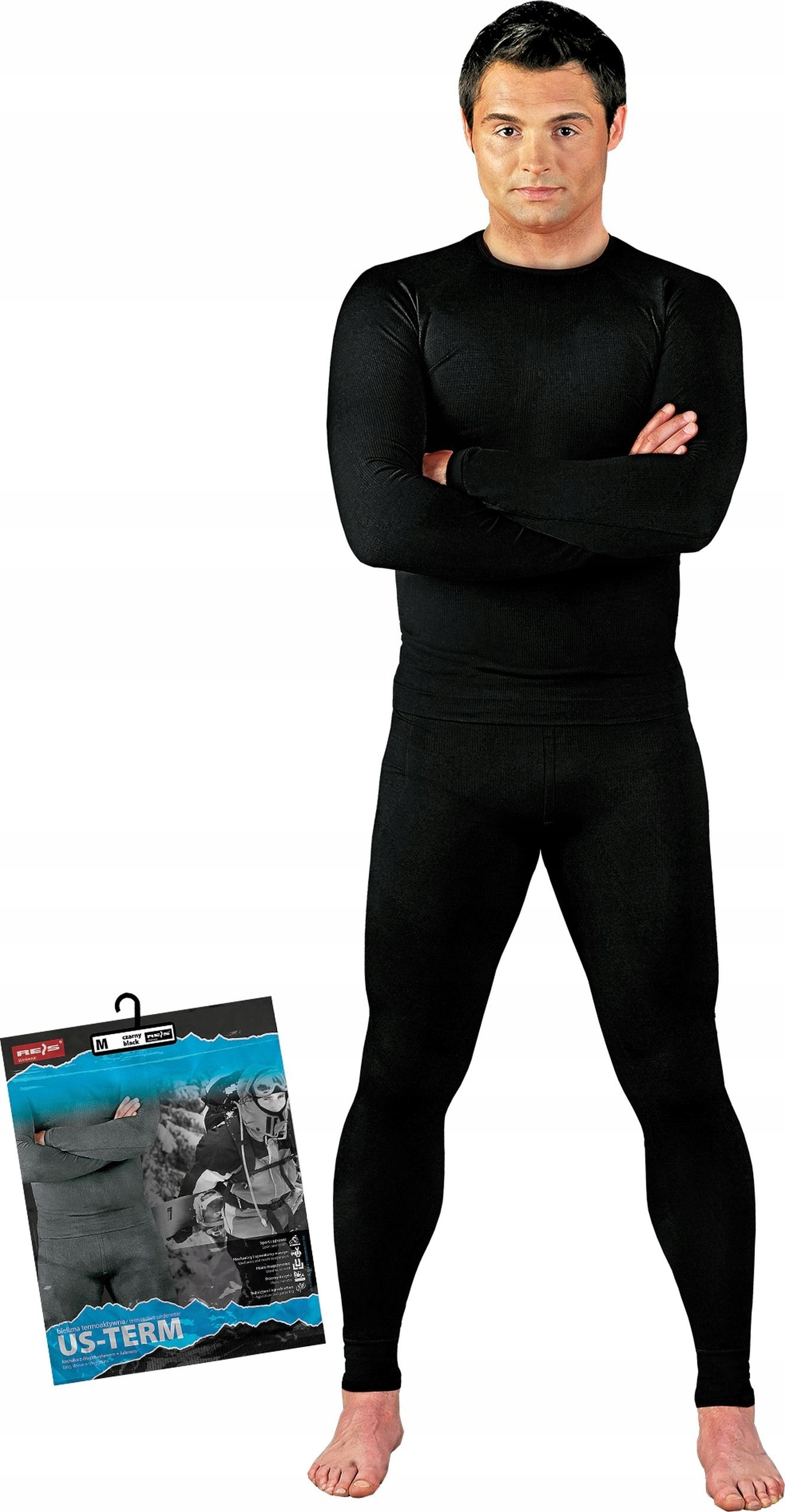 Комплект Термобелье Рубашка Кальсоны