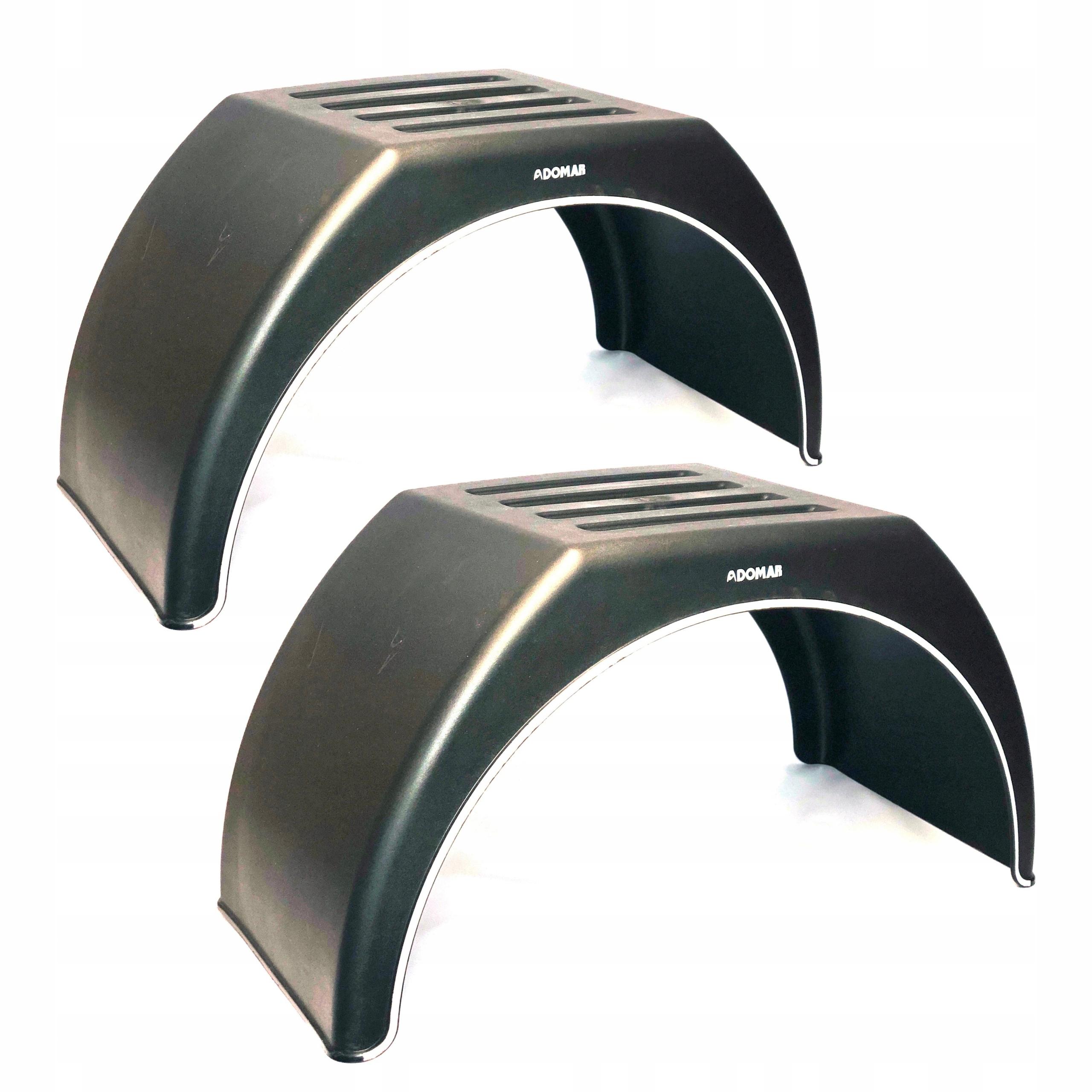 2 x крыло близнец локер колесной арки domar 15 16