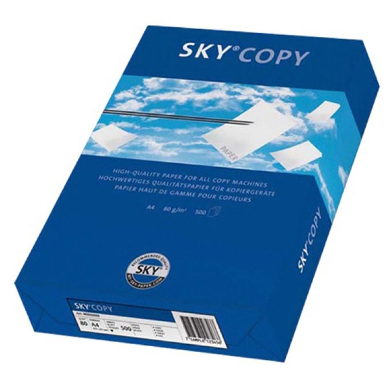 Item PAPER PHOTOCOPIER A4 80G COPY SKY 1 RYZA