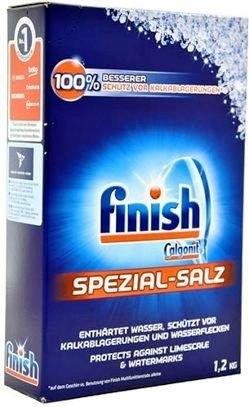Finish Calgonit 1,2 kg sól do zmywarki