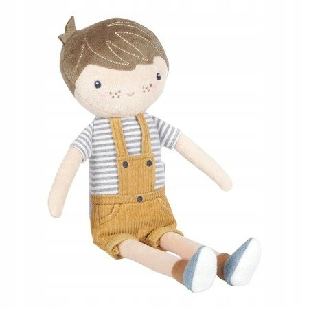 Malý holandský hadrový bábika Jim 35cm