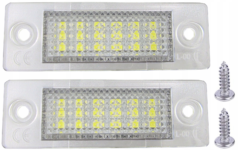 лампы массива led vw caddy passat b5 b6 touran t5