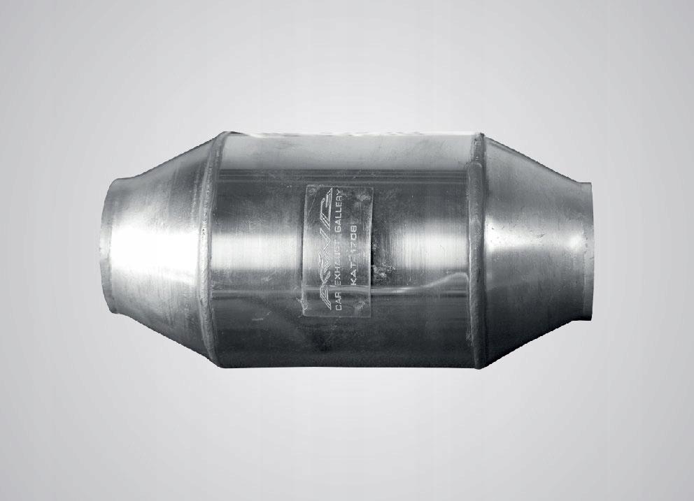 катализатор спортивный 1500cm3-2000cm3 euro3 100cpsi