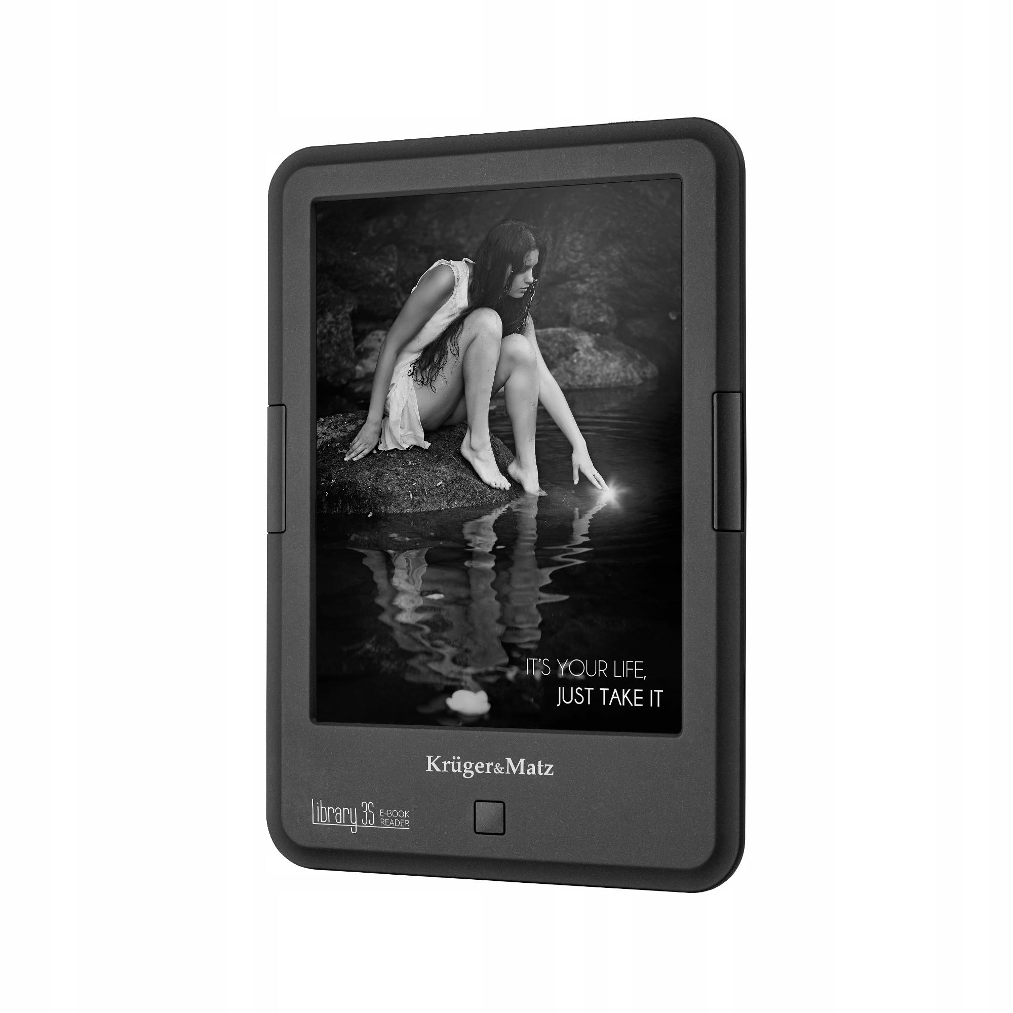 Czytnik e book Library 3S CARTA i 8GB KrugerMatz