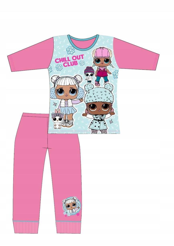 L.O.L. Dievčenské pyžamo SURPRISE 128 cm HS17