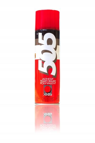 Odif 505 Tymczasowy klej do tkanin 500 ml