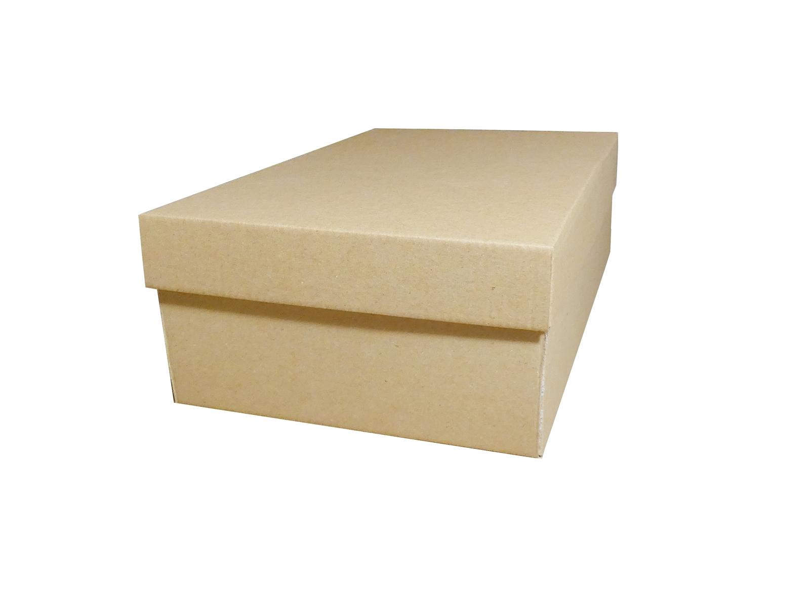 Krabice na topánky Kartón 50 ks