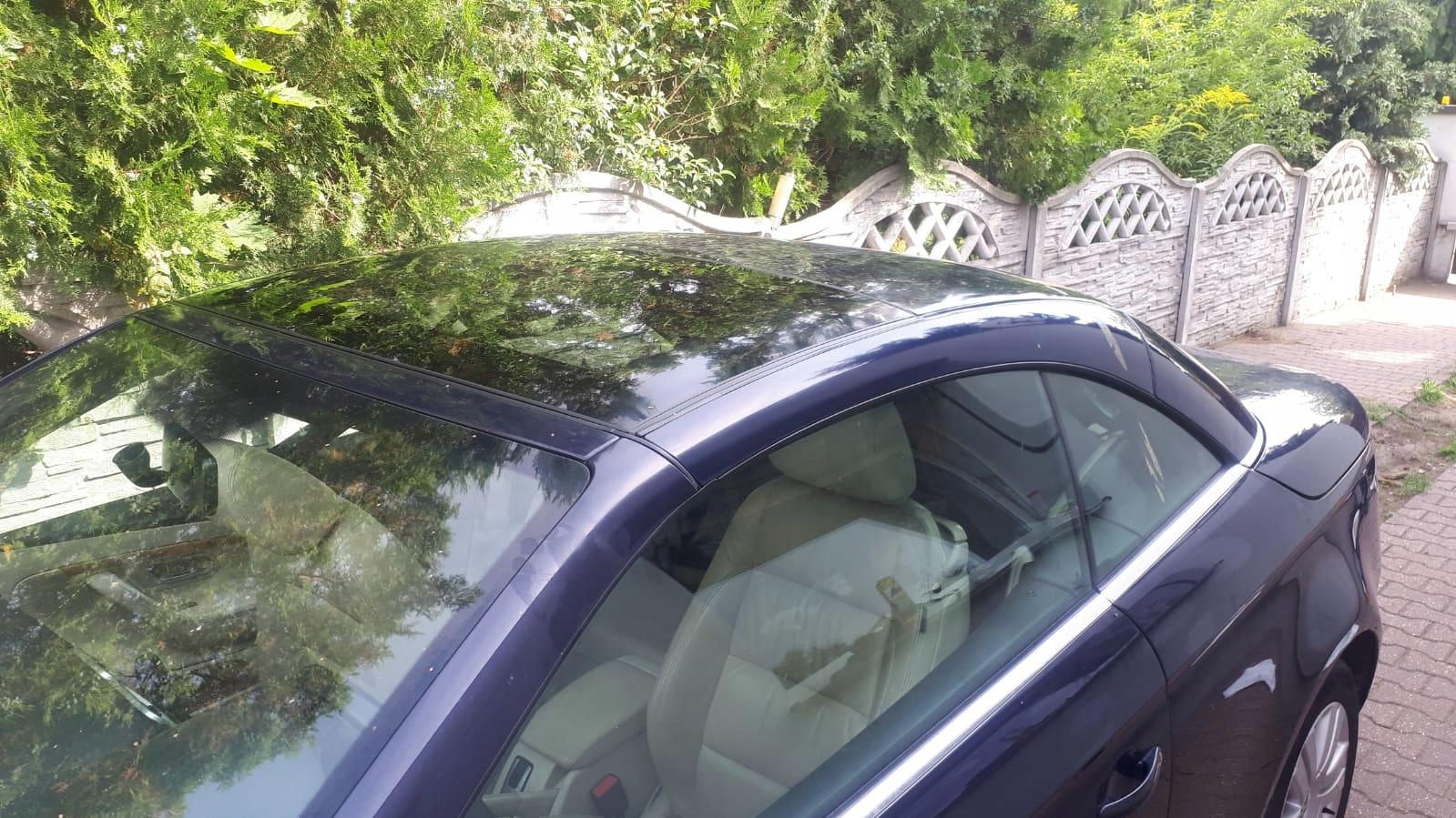 vw eos крыша - части - ремонт крыш eos крыши