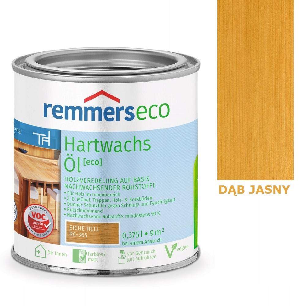 HARTWACHS-Ol ECO REMMERS 2.5 l svetlý DUB