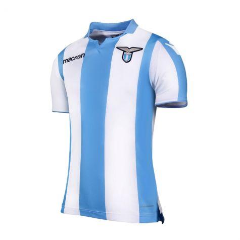 T-shirt MACRON LAZIO RÍM PREČ jr veľkosť 152